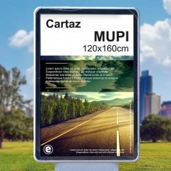 Cartazes (Mupi 120x160cm)